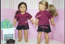 AG Cheer/sports outfits / Items to purchase from designers or items to make yourself. / by Margaret Johnson