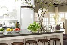 Kitchen Ideas / by Laura Lucero