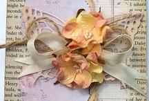 Paper, Paper, Paper!  / by Julie Strektenfinger Crump