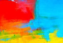 Artwork / Abstract Paintings / by Charlen Williamson