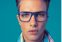Models in Glasses / by Fashionisto