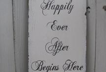 Wedding ideas / by Misty Ridner