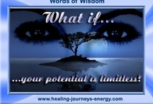 Inspirational Quotes / by Healing Journeys Energy .com