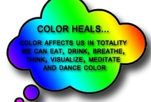 Color Healing / by Healing Journeys Energy .com