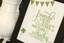 Get Your Green On! / My Favorite Crafts and Recipes for St. Patrick's Day! / by Heidi Fowler {OneCreativeMommy.com}