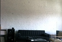 Blank White Wall / we have a big empty canvas in the agency HQ and it is begging to be decorated / by Crown Social