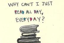 Books! / by Mariah Carlson