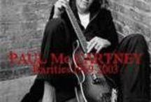 Paul McCartney / by Ross Meier