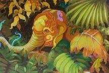 Elephant Art / Elephant Art / by Junell Toney