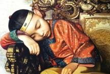 Sleep / Art / Art about sleeping / by Junell Toney