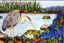 Watercolor / Animals 9 / Watercolor Animals / by Junell Toney