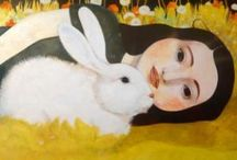 Rabbits And Their People / by Junell Toney