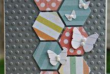 Card Ideas / by Rachel Harrison
