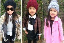My kids' closet / Things I'd like my future children to wear / by Rosslyn Lizardo