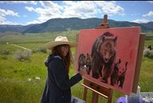 Jackson Hole Culture / Jackson Hole is famous for the Grand Tetons and Yellowstone National Park. The community is also home to amazing artists, adventurers, and entrepreneurs. / by Jackson Hole Chamber