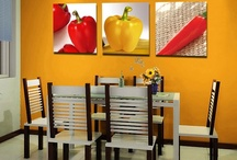 Food Canvas Prints / by Canvas Champ
