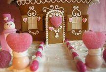 Gingerbread House Fun / by Cyndi Mehling