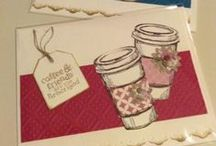 CARDS TO MAKE...POSTCARDS TOO / by Janeen Lavoie