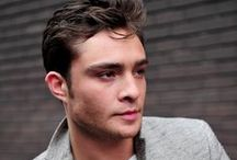 Ed Westwick / Becouse im Chuck Bass / by Savannah Grimes