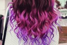 dip dye:) / fun dip dye  / by Carli Rodriguez