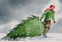 Christmas / by Hannah Kitzmann