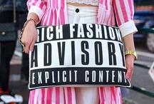 // fashionista \\ / by Jada Lorenzon