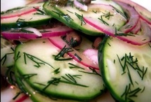 Cukes & Cucumber Recipes / Cukes and Cucumber Recipes. Find refreshing cucumber recipes, pickles, cuke salads, cool cucumber soups, dips, cucumber tea sandwiches, cuke appetizers, creamy cucumber salad dressing, cucumber growing tips, cucumber health and nutrition benefits, spa potions, cuke cocktails, healthy cucumber smoothies and delicious cucumber recipes. / by Aspen Country