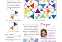 A Quilt Tutorial etc #3 / by Charlotte ThePinaholic