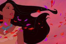 Pocahontas / by Hannah Kitzmann