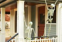 Halloween Decorating Ideas / Unique Halloween Decorations. Find creative Halloween decorating ideas, clever pumpkins, ghastly ghosts and goblin decor, creepy porch decorations and unexpected Halloween decor ideas.  / by Aspen Country