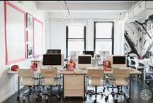 NYLON Office Redesign / Check out the new NYLON digs / by NYLON Magazine