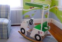 BABY & TODDLER GOLF / by Greg Baresel Golf