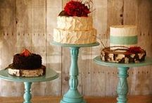 CAKE STAND / by Summit Soiree