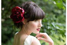 WEDDING HAIR / by Summit Soiree