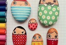 Love these Rock'n ideas +! / by Gretchen Thibodeau