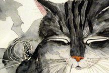 Meow. / by Julia Maran