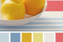 palettes / by Funky Fabrix