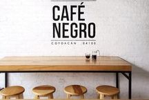 Eat, Work + Shop by Design / shops _  restaurants _ cafes _ bars _ clubs _ kiosks _ stores _ public architecture / by Labros S.