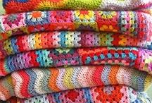 crochet.knitting.love / by Funky Fabrix