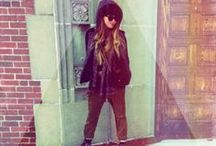 Cool Weather Wearables / fashion finds for the cooler weather days... / by Stevi Mahaffey