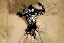 Comics 1 / #comics #marvel #DC #batman #xmen #x-men #spiderman #wonderwoman #avenger #geek #super #hero #heroes #villain / by Kaorie Lilyse