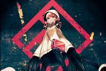 Illustration Anime / #manga #anime #illustration #art #animation / by Kaorie Lilyse
