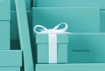 Tiffany's Box / Turquoise, aqua, sea glass, sea foam,etc. / by Titilayo