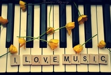 ♪♫ M U S I C ♪♫ / I love all music, from Andrea Bocelli to Led Zepplin. I was raised in a family where music was always playing in every room of the house.  / by ~ R U T H ~