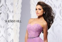 Sherri Hill Fashion / One of the sponsors for the Miss Universe Organization is the fabulous fashion designer, Sherri Hill. Olivia Culpo loves to wear her creative collection. If you like her fashion too, like and repin your favorites!  / by Miss Universe