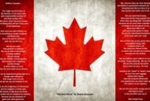 Oh Canada / by Lois Moreau