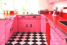 Dream Kitchen / Kitchen stuffs and stuffs / by Bunny Bolaños