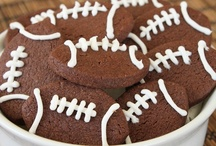 Football & Tailgate Party / by Sara {Mom Endeavors}