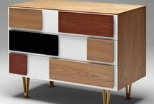 Furniture (Interior design) / Great furniture isn't hard to find. It's right here ;-) / by Eveline Mos