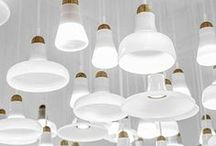 Lightning (Interior design) / Shine a light on your home / by Eveline Mos